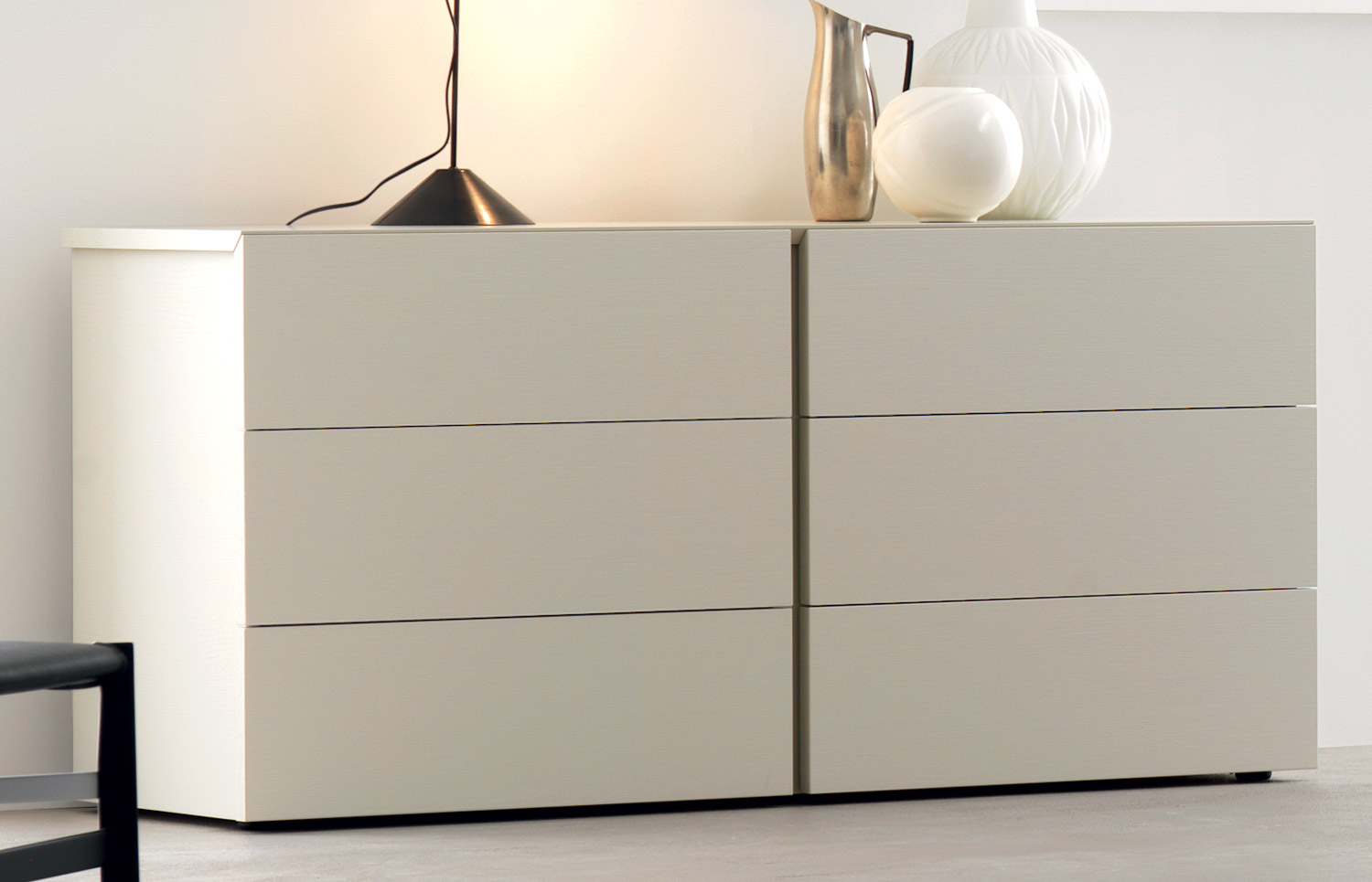Bedsides and Chest of Drawers