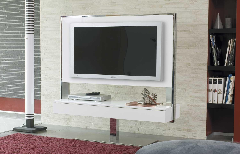 Porta Tv Design Girevole.Porta Tv Tecno