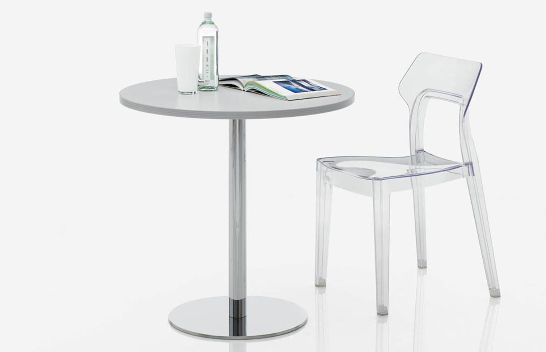Aria Moderner Polycarbonatstuhl Von Bontempi Toparredi