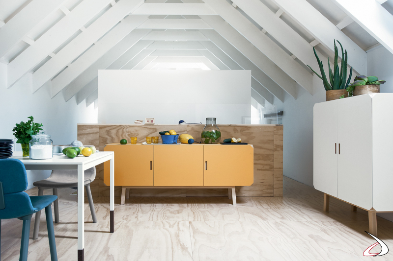Design living room sideboard