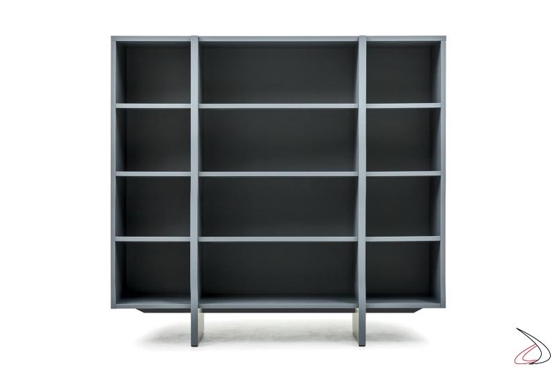 Libreria modulare moderna da salotto