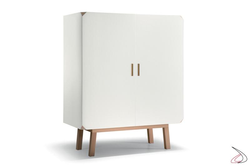 Made in Italy modern 2 door sideboard