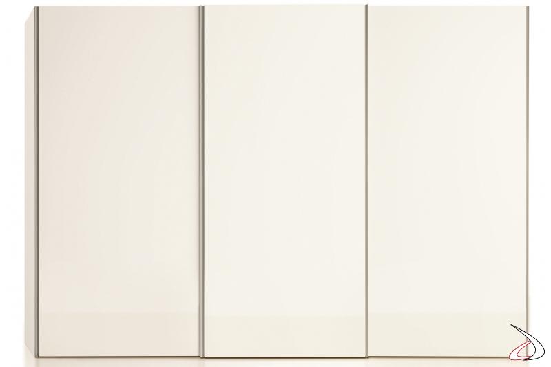 3 sliding doors modern cabinet