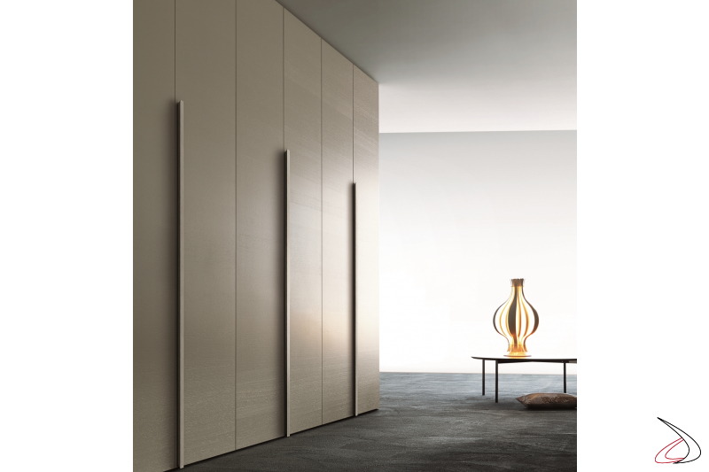 Contemporary wardrobe for the bedroom