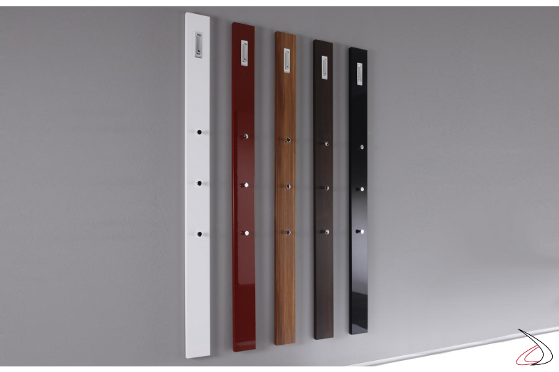 Contemporary coat rack