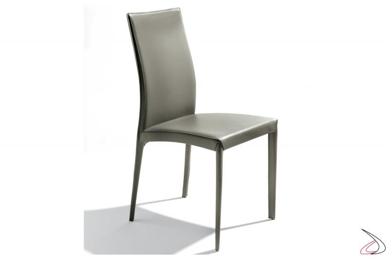 Sedia moderna da soggiorno Kefir