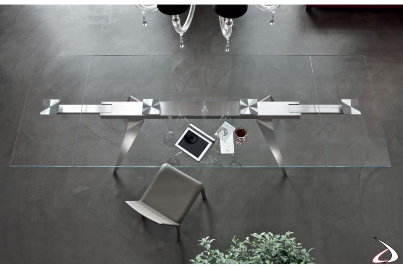 Design extendable table