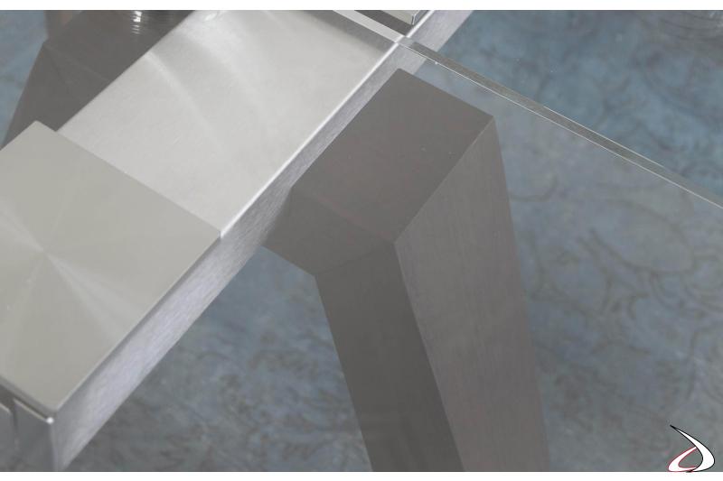 Meccanismo in di allunga in metallo