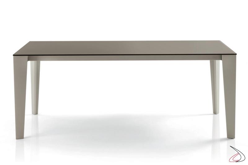 Tavolo moderno da cucina allungabile