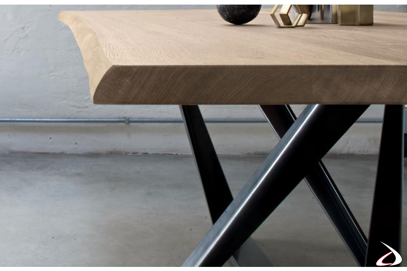 Tavolo Design Da Soggiorno Millennium Di Bontempi Toparredi