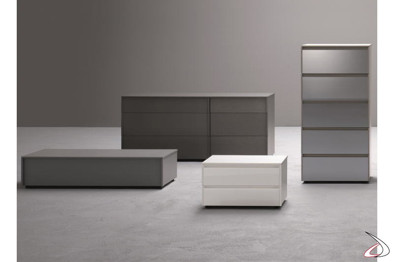 Dado modern drawer unit