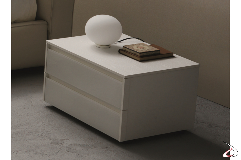 Chest of drawers with 2 drawers