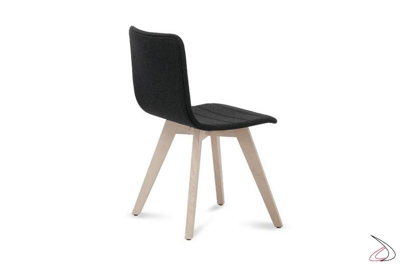 Sedia moderna da soggiorno