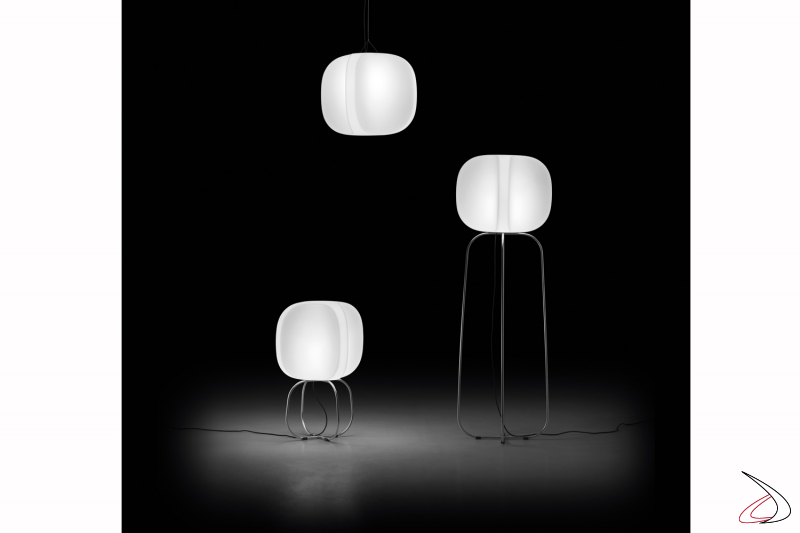 Lampade moderne FourLamp Design by Philippe Tabet