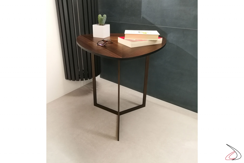 Ogni angolo prende vita con il tavolino Helice.