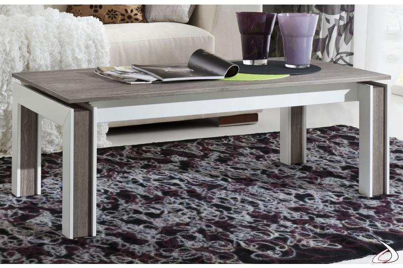 Tavolino da salotto di design in legno