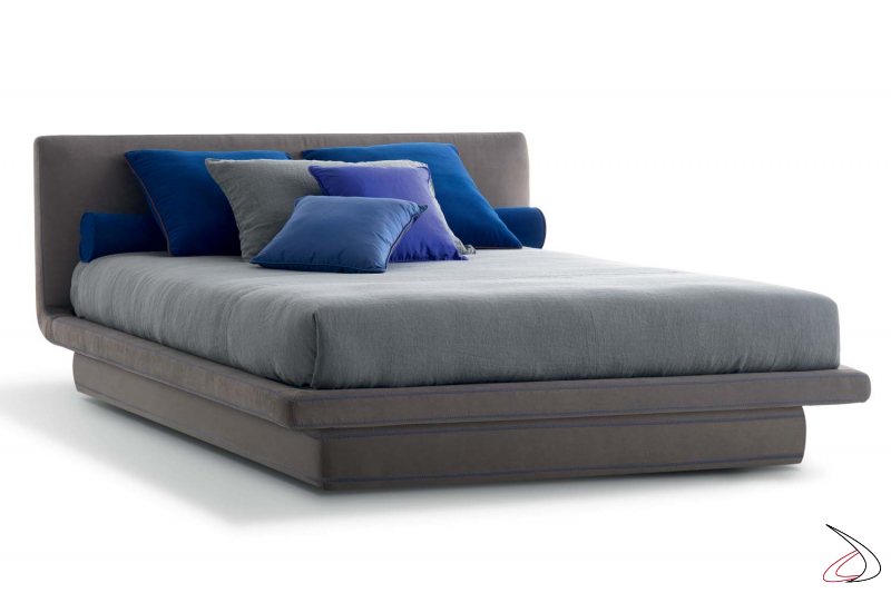 Storage bed upholstered bed