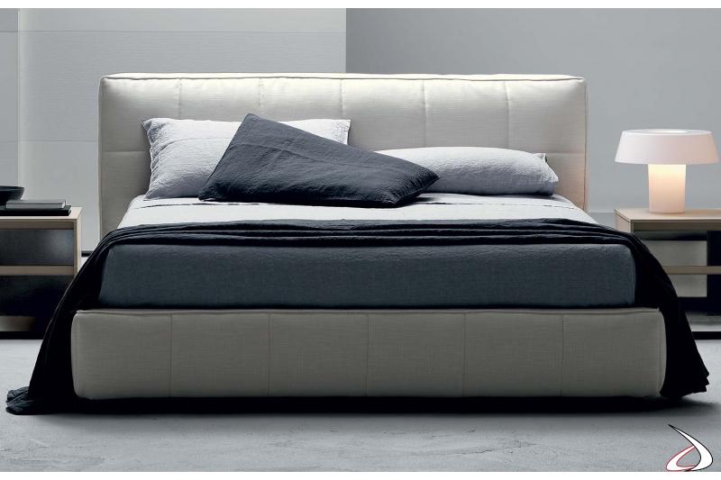 design padded Bed