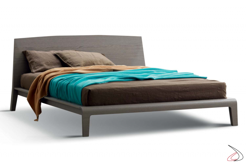 Wooden designs double bed