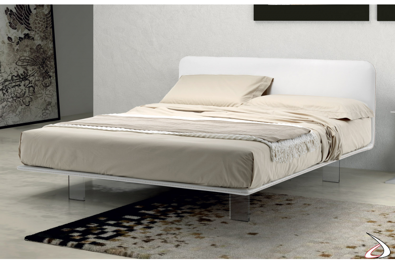 Modern bed full size, queen or king size