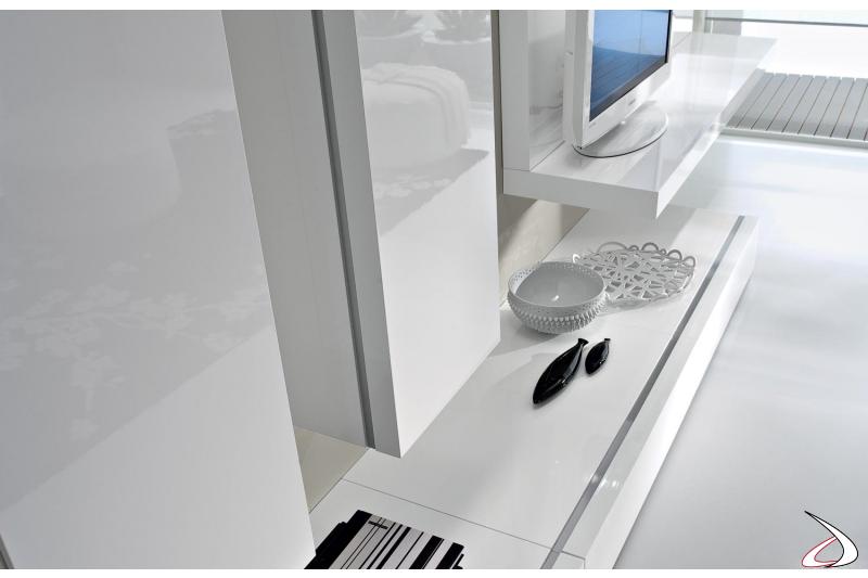 Mobile soggiorno moderno design