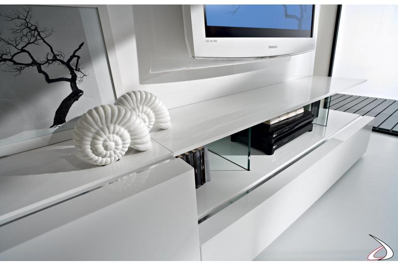 Mobile soggiorno design componibile