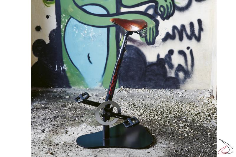 Pedalò stool