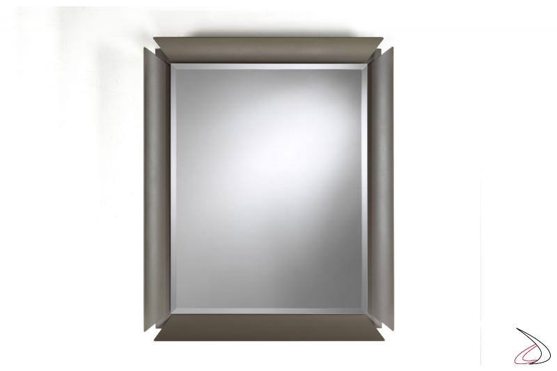 Specchio di design a parete da ingresso