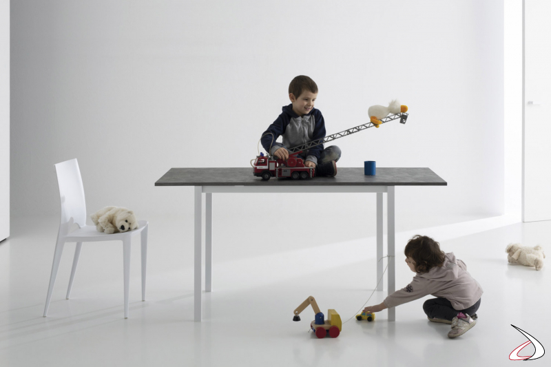 Tavolo da cucina economico allungabile e resistente