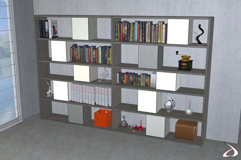Render libreria 3D