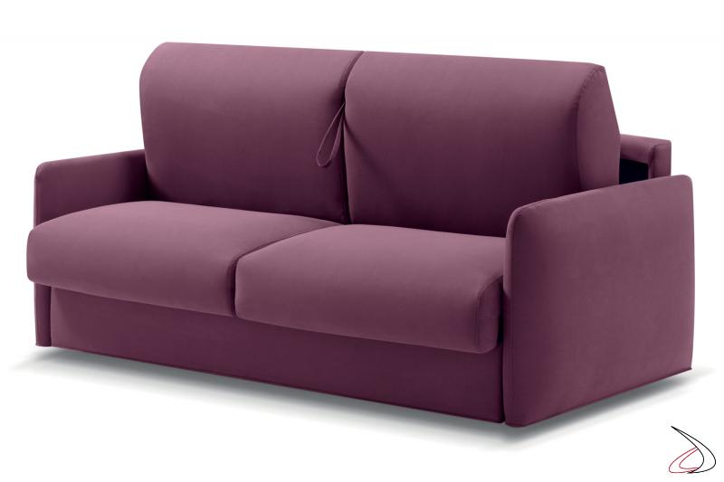 Divano moderno trasformabile letto