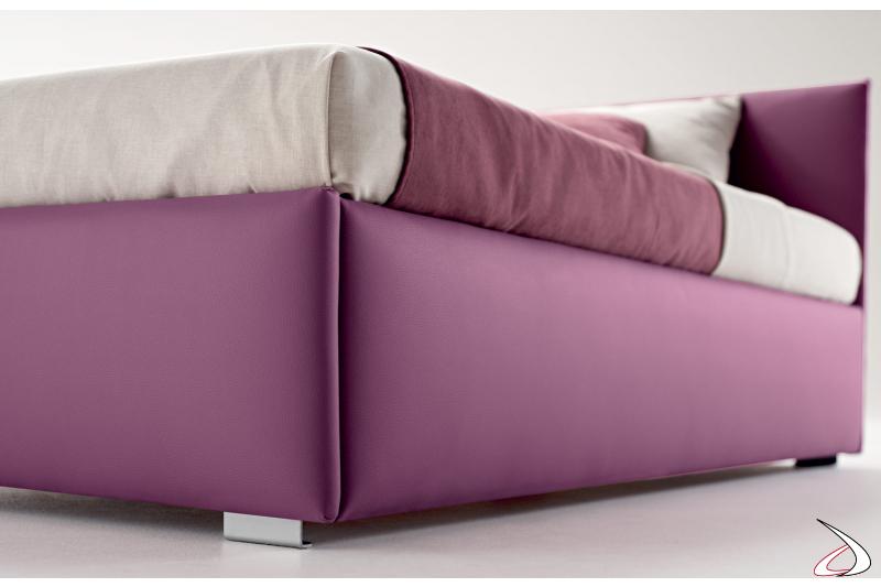 Single bed for children's bedroom