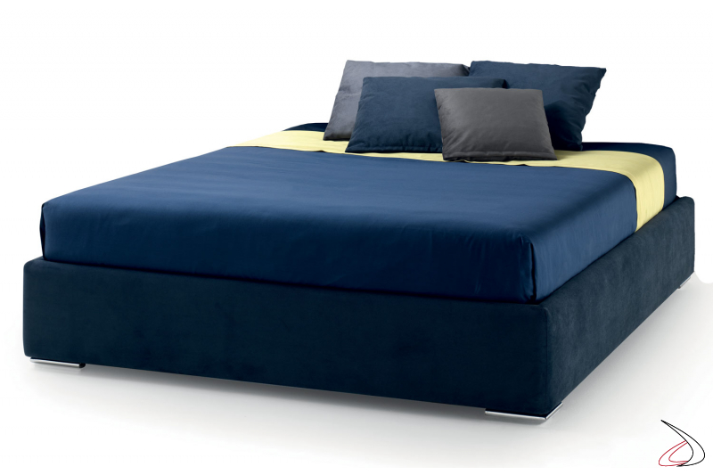 Modern double spring bed