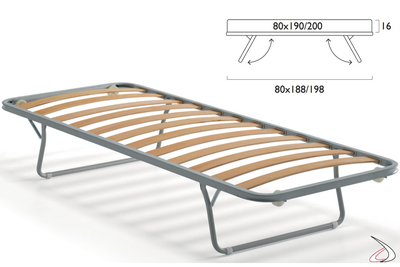 Removable network Ciack for upholstered bed