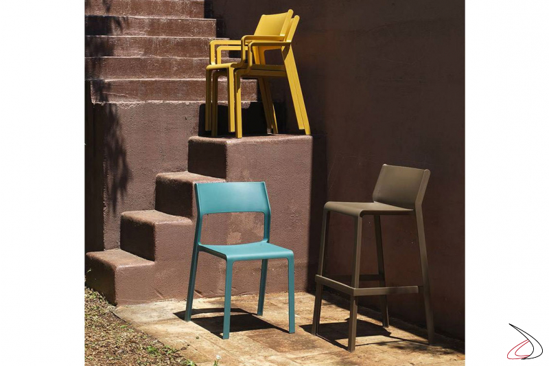 Sedie e sgabelli per giardino Trill