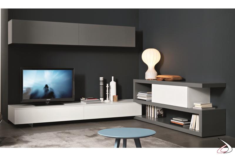 Elet angular living room