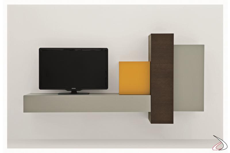 Mobile soggiorno porta tv