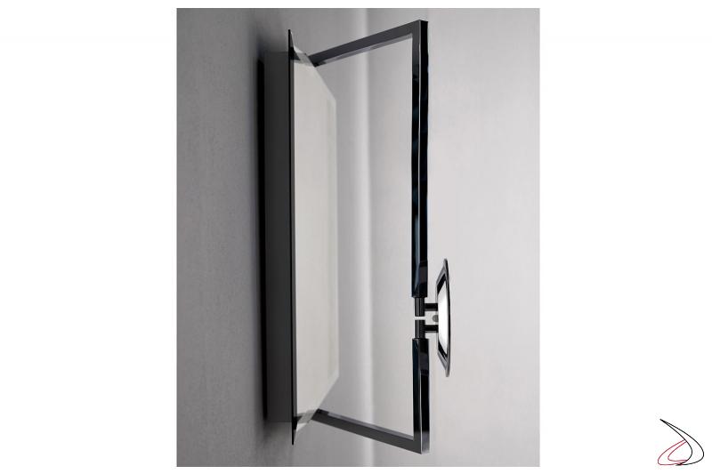 Specchio con ingranditore