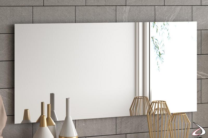 Specchio rettangolare moderno Firenze