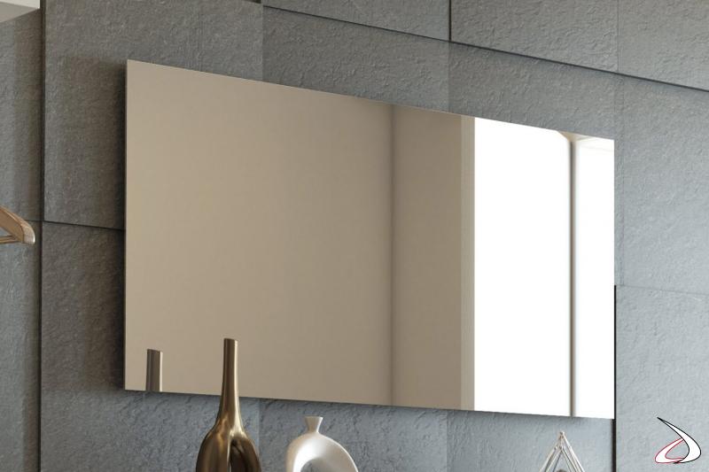 Specchio rettangolare Garda