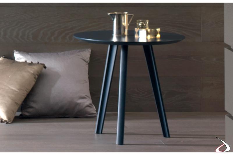 Tavolino design per camera da letto