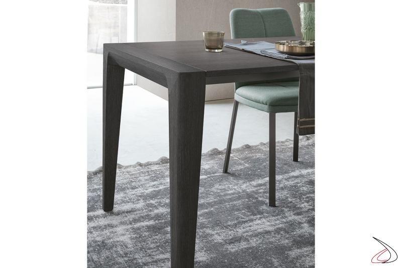 Tavolo moderno allungabile Tinner