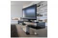 Porta tv di design da salotto girevole
