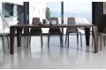 Tavolo di design da soggiorno in legno