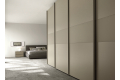 Wardrobe with sliding doors for the bedroom