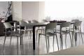Sedia moderna da soggiorno Gipsy in polipropilene