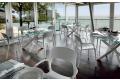 Sedia design Gipsy da ristorante