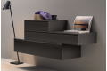 Modular bedside with 1 drawer