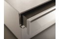 glass drawer unit front