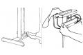 Indossatore da camera airone istruzioni
